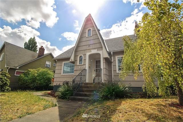 S 59th Street, Tacoma, WA 98408 (#1646362) :: NextHome South Sound