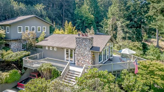 40 Driftwood Drive, Blakely Island, WA 98222 (#1646364) :: Ben Kinney Real Estate Team