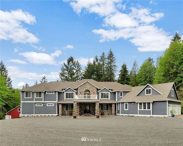 Sapp Road SW, Tumwater, WA 98512 (#1646399) :: NextHome South Sound