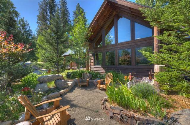 45 Timberline Lane, Winthrop, WA 98862 (#1646525) :: Pacific Partners @ Greene Realty