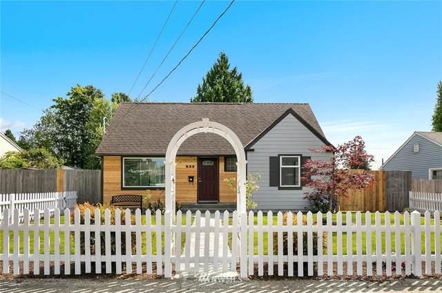 633 SW 137th Street, Burien, WA 98166 (#1646545) :: Urban Seattle Broker