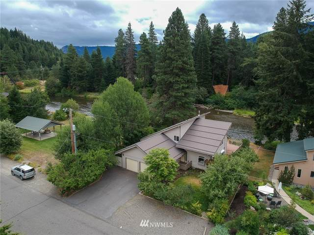 210 Pebble Beach Drive, Cle Elum, WA 98922 (#1646649) :: Mike & Sandi Nelson Real Estate