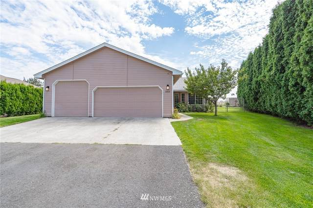 1989 Quail Drive NE, Moses Lake, WA 98837 (MLS #1646684) :: Nick McLean Real Estate Group