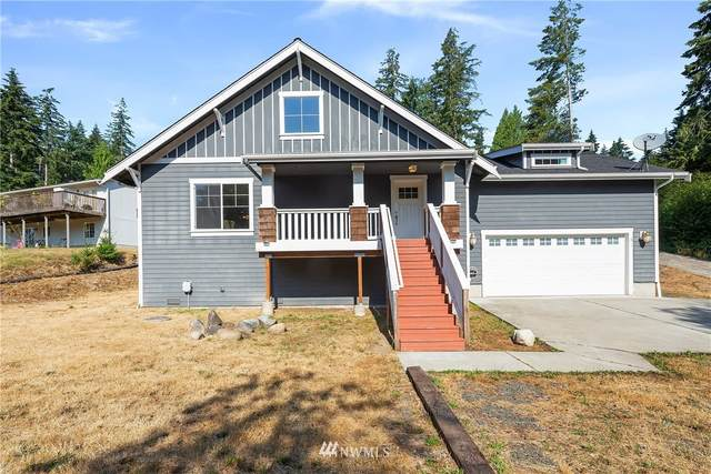 61 E Channel Drive, Allyn, WA 98524 (#1646763) :: Real Estate Solutions Group