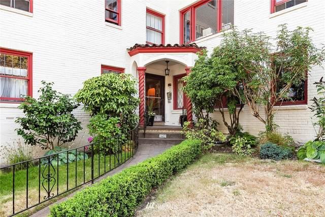 1623 Taylor Avenue N #204, Seattle, WA 98109 (#1646800) :: Urban Seattle Broker