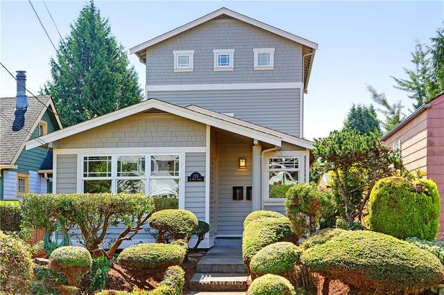 725 N 74th Street, Seattle, WA 98103 (#1646827) :: Costello Team