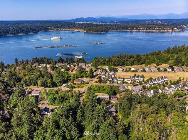 0 Lot 12 Parkview Drive NE, Bainbridge Island, WA 98110 (#1646937) :: Keller Williams Realty