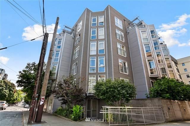 103 Bellevue Avenue E #203, Seattle, WA 98102 (#1646963) :: Urban Seattle Broker