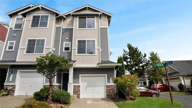 407 126th Place SE B, Everett, WA 98208 (#1647026) :: The Original Penny Team