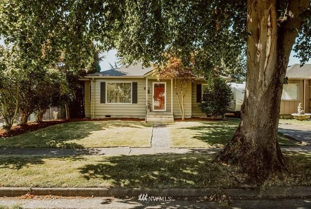 611 24th Avenue, Longview, WA 98632 (#1647033) :: Ben Kinney Real Estate Team