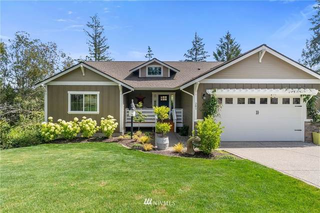 281 E Mountain View Drive, Allyn, WA 98524 (#1647066) :: Hauer Home Team