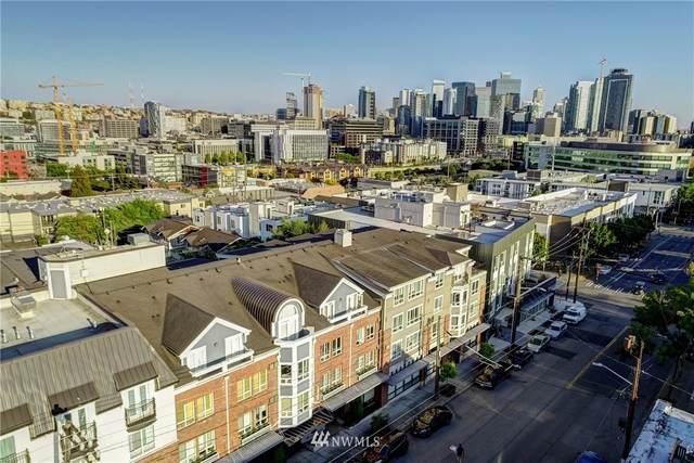 812 5th Avenue N #211, Seattle, WA 98109 (#1647094) :: Urban Seattle Broker
