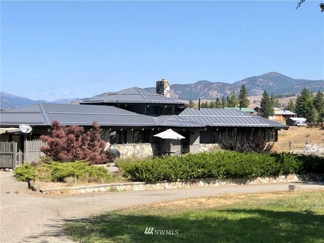 130 Twin Lakes Road, Winthrop, WA 98862 (MLS #1647104) :: Nick McLean Real Estate Group