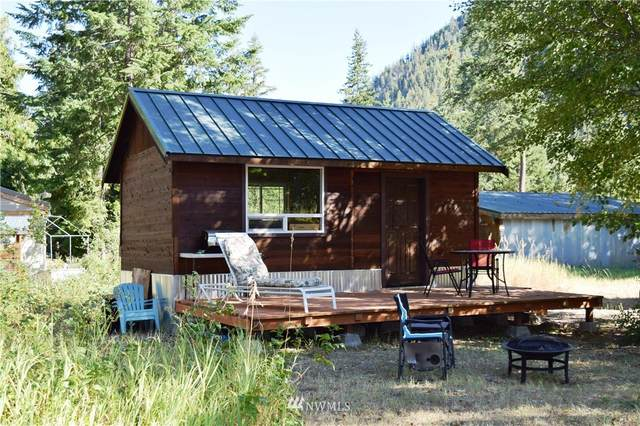 8 Buck Circle, Mazama, WA 98833 (#1647105) :: Ben Kinney Real Estate Team