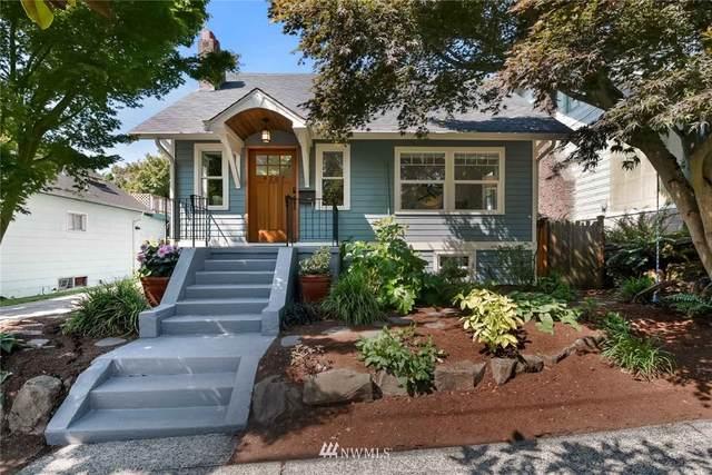 4207 Thackeray Place NE, Seattle, WA 98105 (#1647122) :: Engel & Völkers Federal Way
