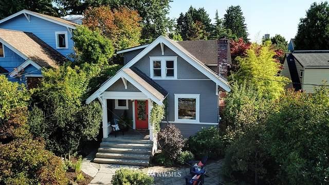 1813 N 53rd Street, Seattle, WA 98103 (#1647137) :: My Puget Sound Homes