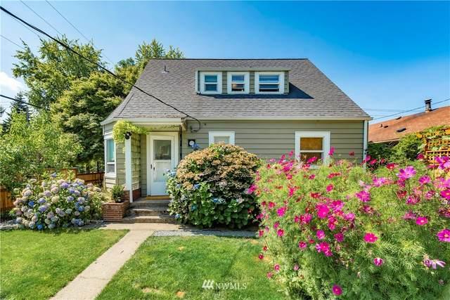 200 Garden Avenue N, Renton, WA 98057 (#1647140) :: Hauer Home Team