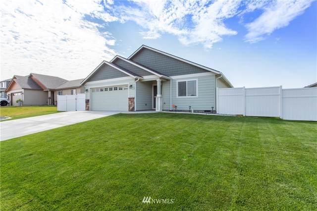 712 7th Ave Ne, Ephrata, WA 98823 (#1647255) :: Real Estate Solutions Group