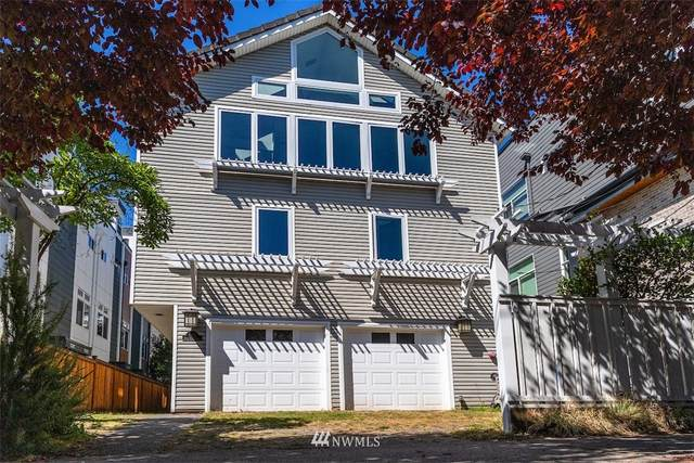 133 22nd Avenue E C, Seattle, WA 98112 (#1647293) :: Urban Seattle Broker