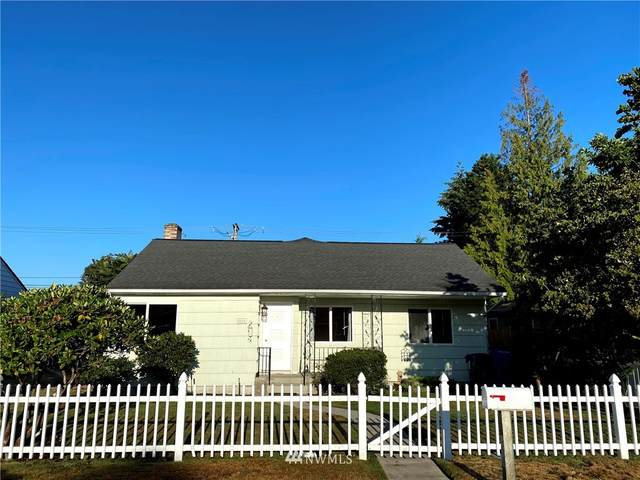 6616 S Ferdinand Street, Tacoma, WA 98409 (#1647380) :: Real Estate Solutions Group