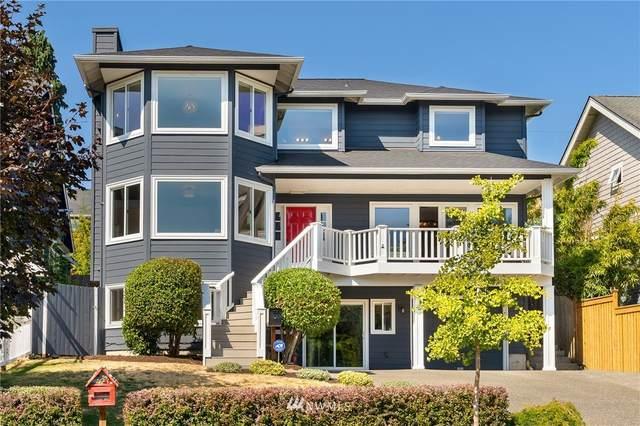 5407 40th Avenue SW, Seattle, WA 98136 (#1647416) :: Better Properties Lacey