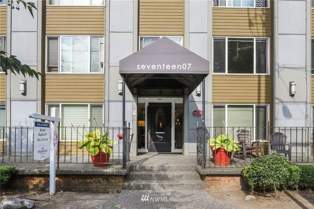 1707 Boylston Avenue #209, Seattle, WA 98122 (#1647443) :: Urban Seattle Broker
