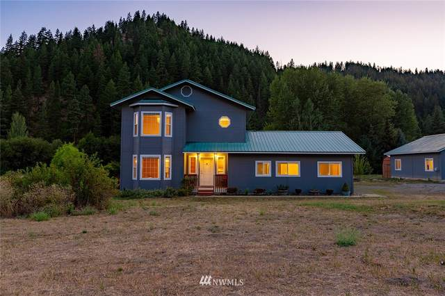 63 Windy Willow Lane, Leavenworth, WA 98826 (#1647486) :: Hauer Home Team