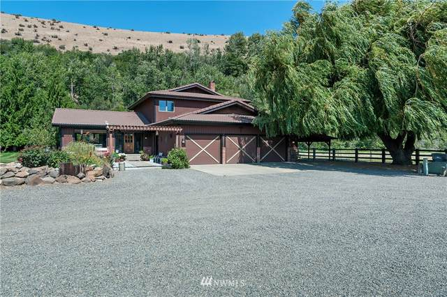 7261 Highway 10, Ellensburg, WA 98926 (#1647582) :: NextHome South Sound
