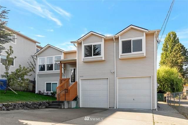 5421 S Roxbury Street, Seattle, WA 98118 (#1647592) :: Ben Kinney Real Estate Team