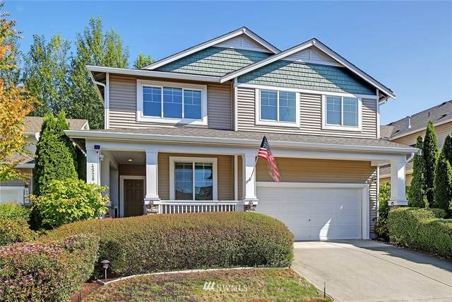 4520 S 216th Place, Kent, WA 98032 (#1647594) :: Better Properties Lacey