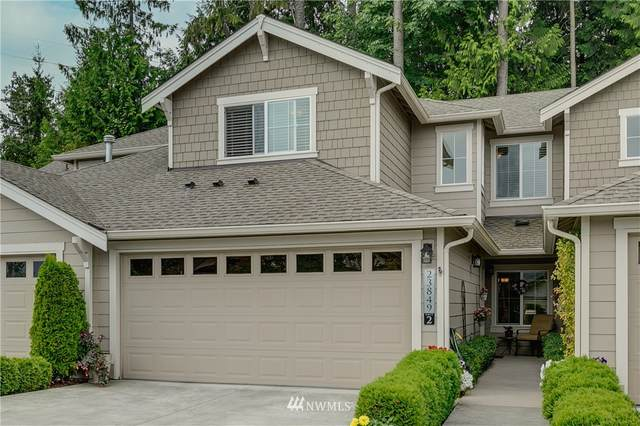 23849 NE 112th Circle #2, Redmond, WA 98053 (#1647606) :: Better Properties Lacey