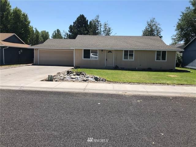 1100 E Hayden Drive, Moses Lake, WA 98837 (#1647671) :: Ben Kinney Real Estate Team