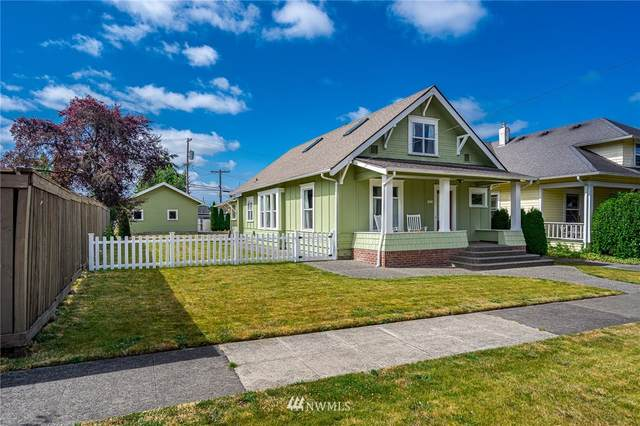 712 W Pine, Centralia, WA 98531 (#1647748) :: Pacific Partners @ Greene Realty