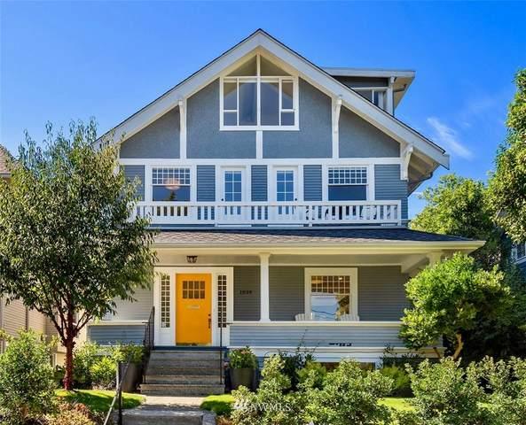 1939 14th Avenue E, Seattle, WA 98112 (#1648137) :: Ben Kinney Real Estate Team