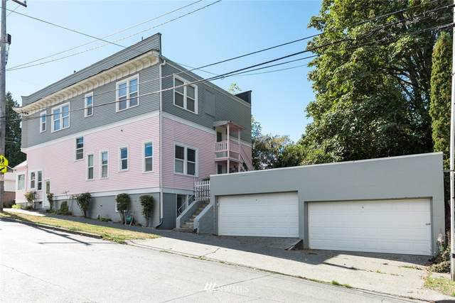 4700 SW Othello Street, Seattle, WA 98136 (#1648411) :: Ben Kinney Real Estate Team