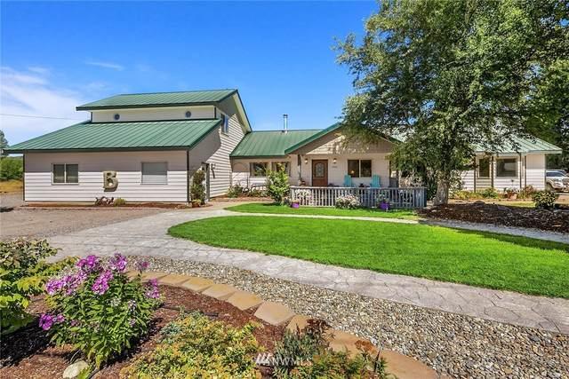 1561 Airport Road, Cle Elum, WA 98922 (MLS #1648438) :: Nick McLean Real Estate Group