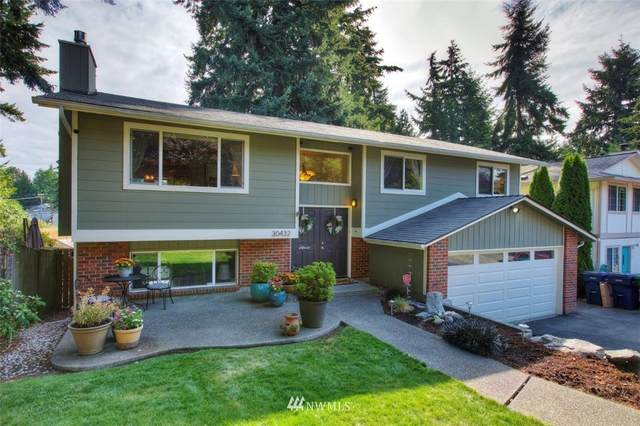 30432 23rd Avenue SW, Federal Way, WA 98023 (#1648443) :: NextHome South Sound
