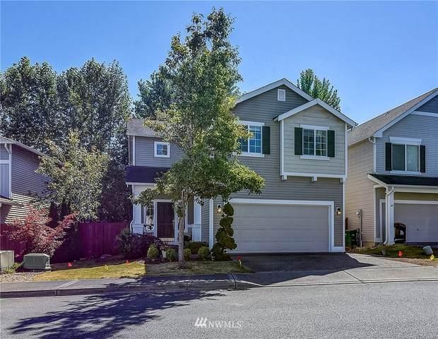 306 Glennwood Court SE, Renton, WA 98056 (#1648888) :: Better Properties Lacey