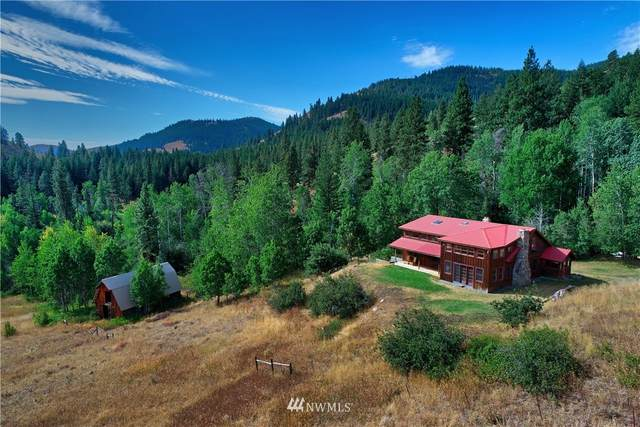 50 Diamond T Road, Winthrop, WA 98862 (MLS #1648906) :: Nick McLean Real Estate Group