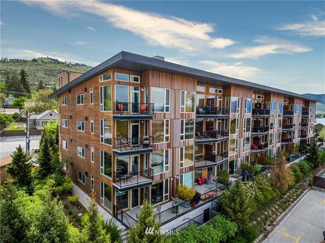 2220 W Woodin Ave #412, Chelan, WA 98816 (MLS #1649117) :: Nick McLean Real Estate Group