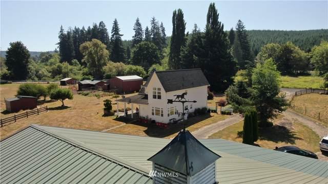 142 Leudinghaus Road, Chehalis, WA 98532 (#1649245) :: Ben Kinney Real Estate Team