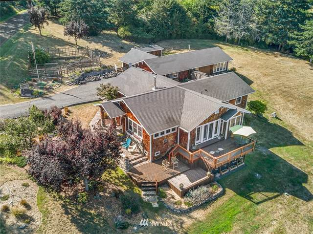 132 North Star Lane, San Juan Island, WA 98250 (#1649290) :: Hauer Home Team