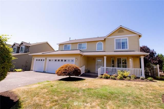 815 N Raven Drive, Ridgefield, WA 98642 (#1649335) :: McAuley Homes