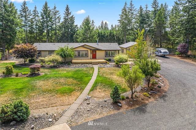 101 E Rolling Hills Drive, Shelton, WA 98584 (#1649346) :: NextHome South Sound