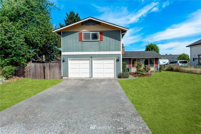427 173rd Street S, Spanaway, WA 98387 (#1649401) :: Better Properties Lacey