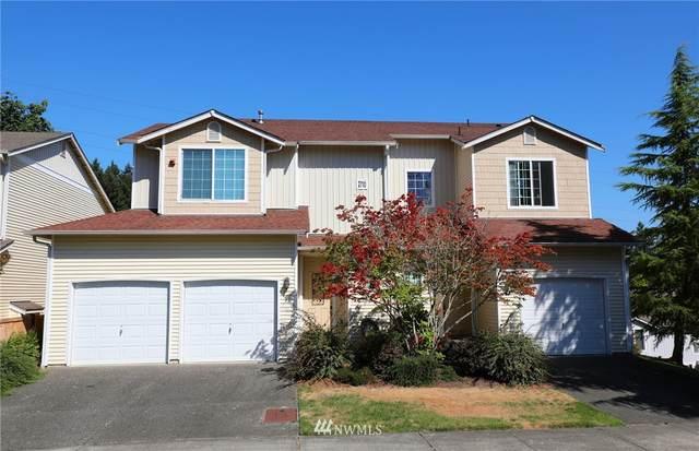 2710 SE 12th St #1089, Renton, WA 98058 (#1649463) :: Better Homes and Gardens Real Estate McKenzie Group