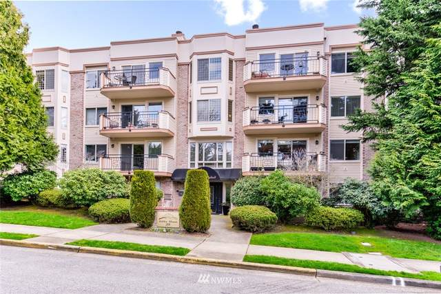 200 NE 99th Avenue #15, Bellevue, WA 98004 (#1649473) :: Ben Kinney Real Estate Team