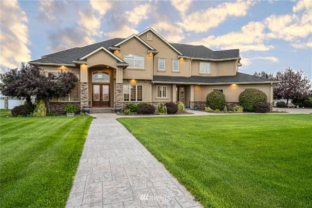 8626 Dune Lake Road SE, Moses Lake, WA 98837 (#1649670) :: Icon Real Estate Group
