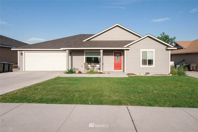 1548 S Bailey Ave, Moses Lake, WA 98837 (#1649748) :: Better Homes and Gardens Real Estate McKenzie Group