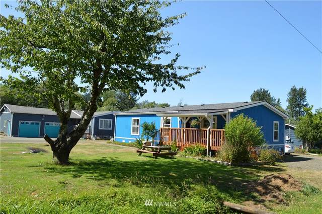 129 3rd Street E, South Bend, WA 98586 (#1649854) :: Better Properties Lacey